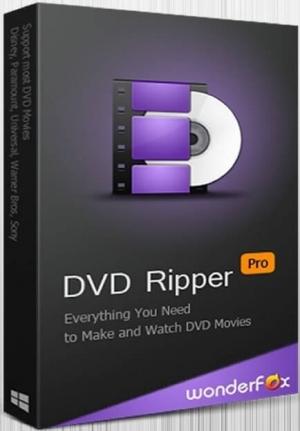 WonderFox DVD Ripper Pro 7.5 Crack Keygen + Serial Key Free