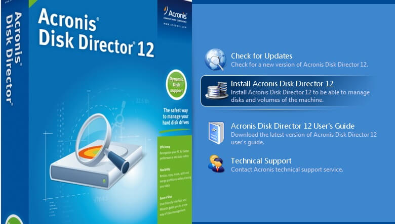 Disk Director 12 price