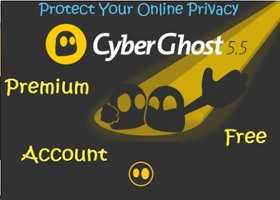 CyberGhost VPN 5 Activation Key + Serial Key Free [Latest]