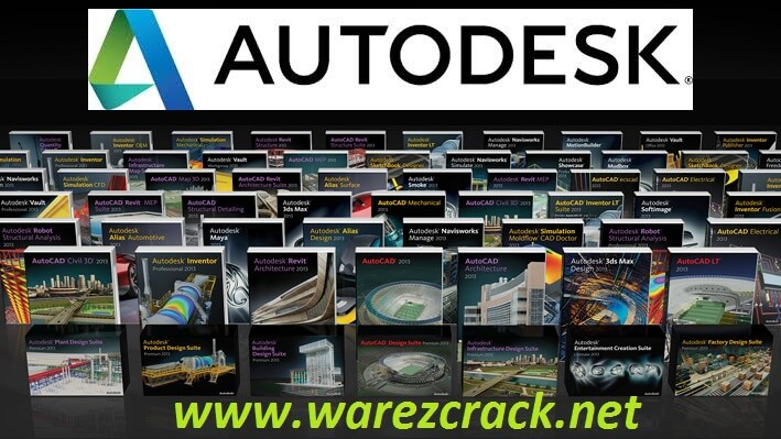 Download AutoDesk 2017 All Products Direct Links Collection