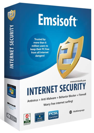 Emsisoft Internet Security 11 Keygen + Crack Full Free Download