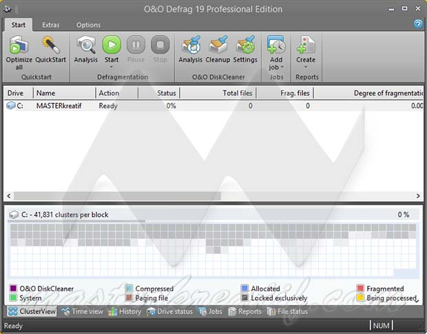 O&O Defrag 19 Professional Edition Serial Key plus Crack Free Download