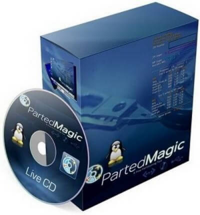 Parted Magic 2016 Live Boot CD ISO Free Download [Latest]