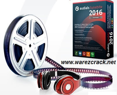 Audials Tunebite 2016 Platinum Serial Crack Keygen Full Free