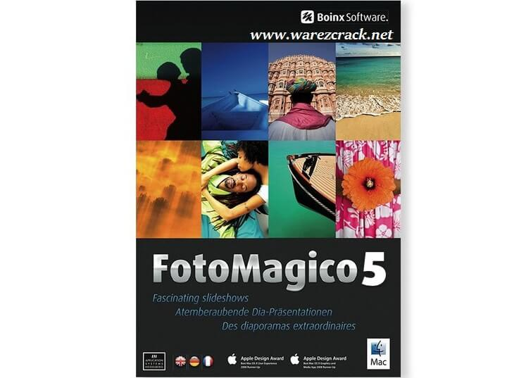 Boinx FotoMagico Pro 5 Serial Key Mac OS X Free Download
