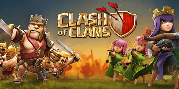 Clash of Clans Unlimited Mod-Hack v 8.212.9 APK Download