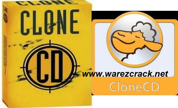 CloneCD 5.3.2.0 Crack Serial Keygen Full Free Download