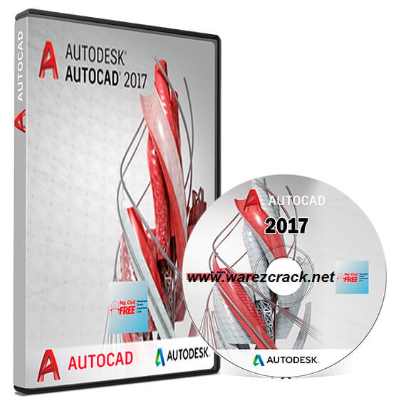 Autodesk AutoCAD 2017 Product Key Full Crack Free Download