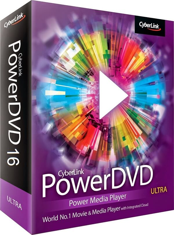 Cyberlink PowerDVD 16 Ultra Keygen Crack + Serial Key