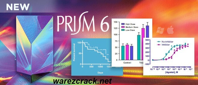 GraphPad Prism 6 Crack Mac + Windows Free Download
