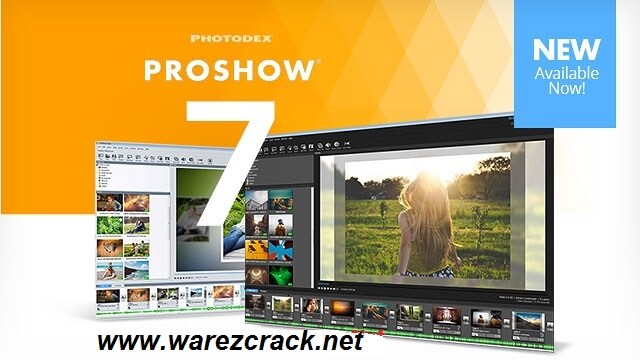 Photodex ProShow Producer 7 Keygen + Crack Free Download