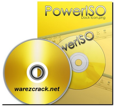 PowerISO 6.5 Registration Code + Serial Key Crack Full Free