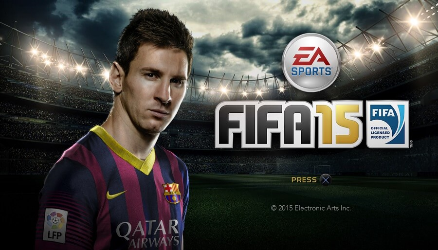 FIFA 15 Crack 3DM v4 Download + Ultimate Team Edition Free