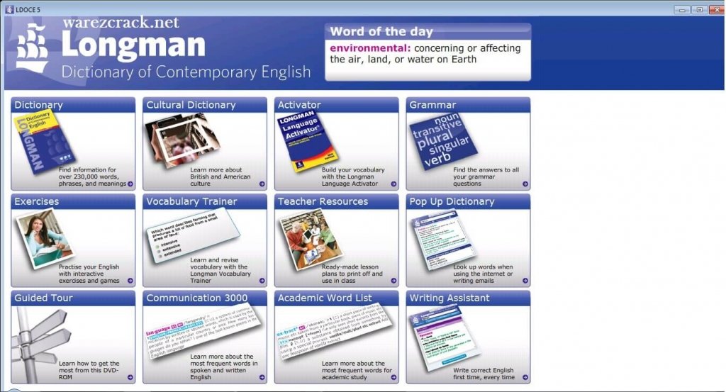Longman Dictionary Of Contemporary English Crack Free Download