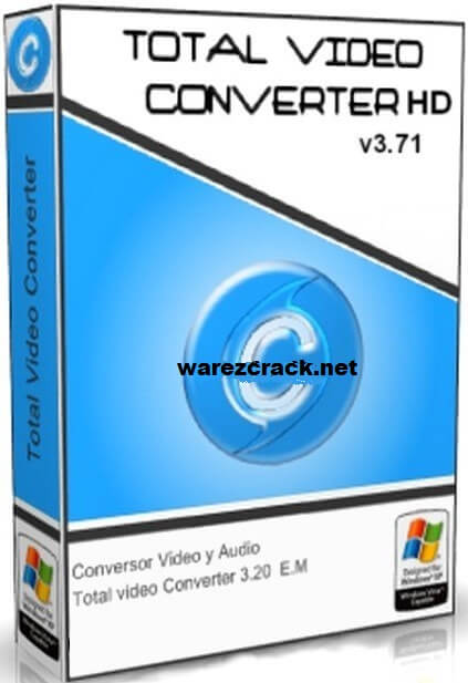 Total Video Converter 3.71 Registration Code + Serial Key Free