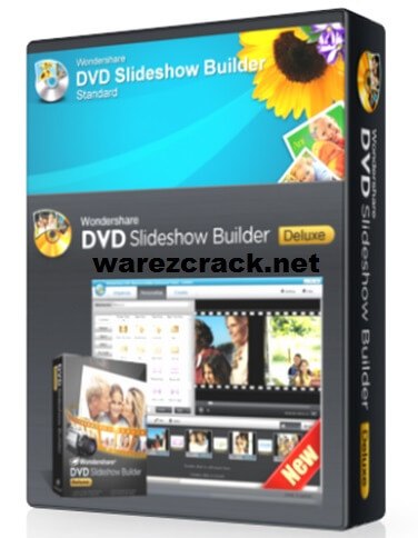 Wondershare DVD Slideshow Builder Registration Code Crack