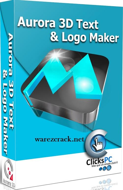 Aurora 3D Text & Logo Maker Serial Key 16.01.07 Crack Download