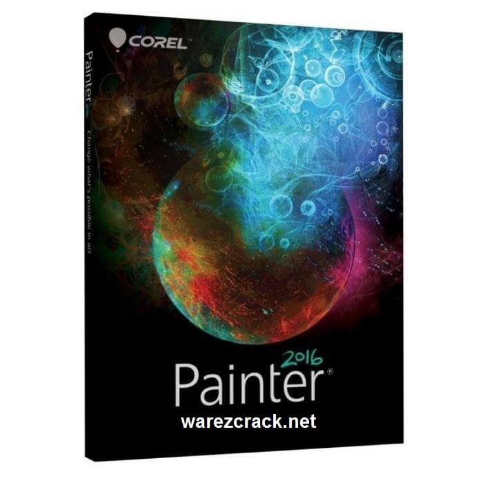 Corel Painter 2016 Crack Keygen + Serial Number Free Download