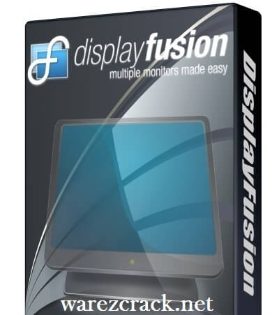 DisplayFusion Pro 7.3.4 License Key + Crack Free Download