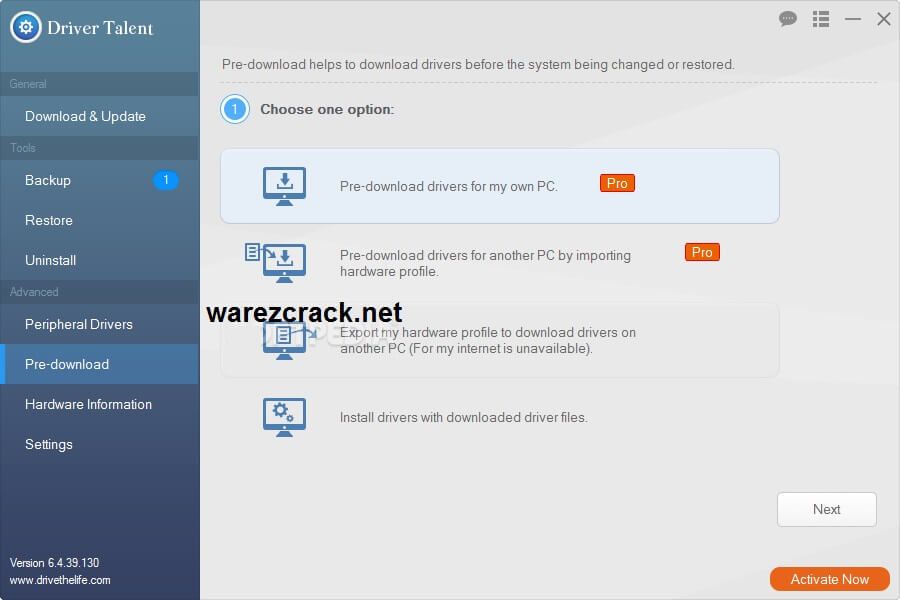 Driver Talent Pro Crack Free Download
