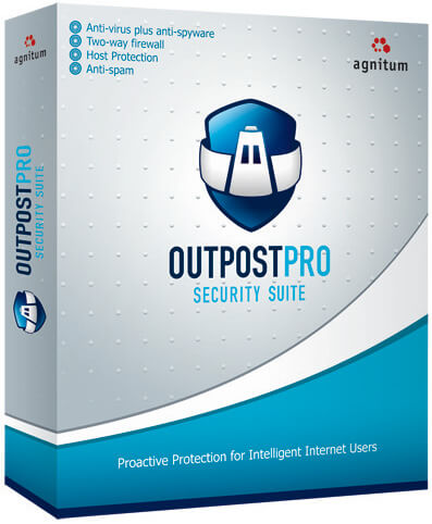 Outpost Security Suite Pro 9.1 Key + Crack Full Free Download