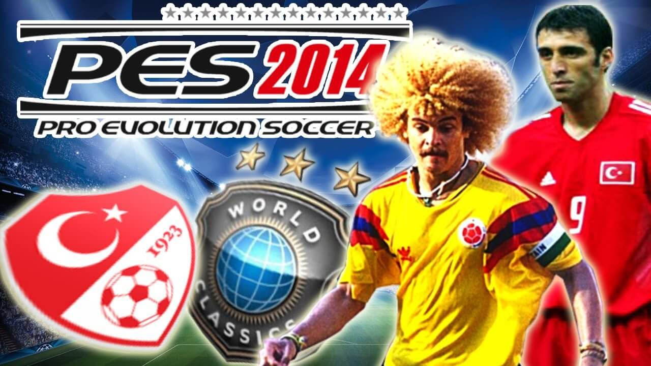PES 2014 Patch 2016 For PC and PS3 Free Download