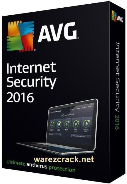 AVG Internet Security 2016 Key Till 2025 Free Download
