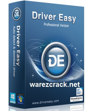 DriverEasy Professional Key 5.0.9 Serial Key + Crack Download