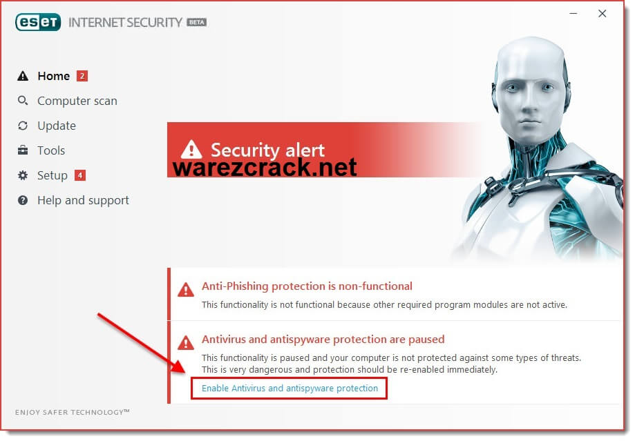 ESET Internet Security License Key Crack Free Download