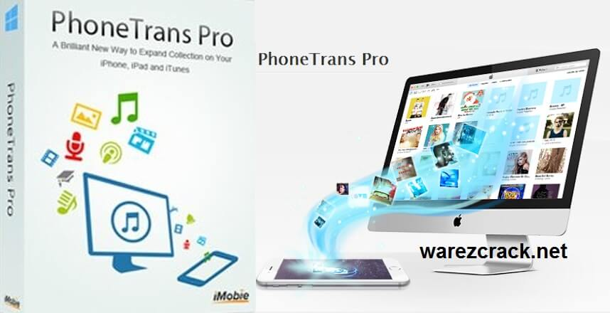 Imobie Phonetrans Pro 4.2.6 Crack Free Download