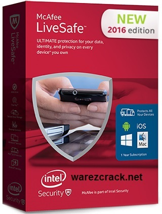 McAfee LiveSafe Promo Code 2016 Coupon + Product Key Free