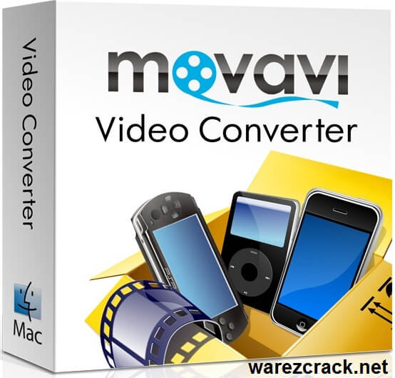 Movavi Video Converter 20.1.2 Premium Activation Key + Crack