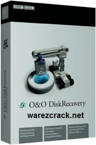 O&O DiskRecovery 14.1 Build 145 Crack + Serial Key [Latest]