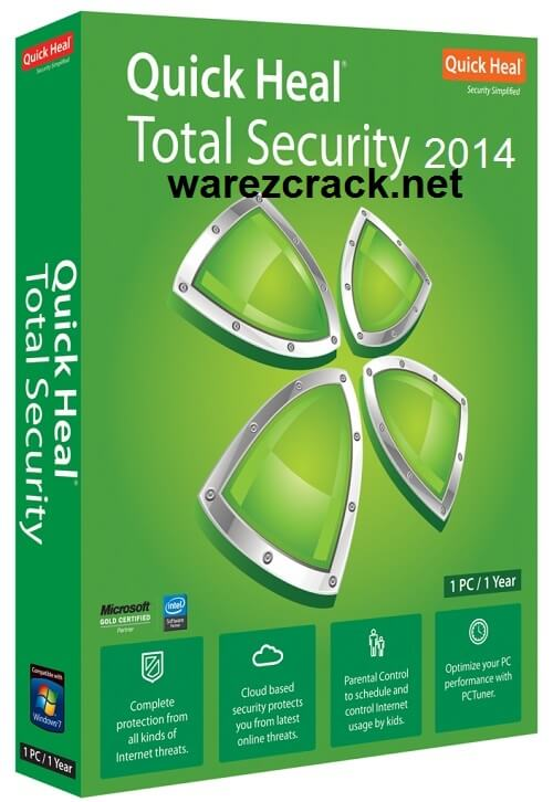 Quick Heal Total Security 2014 Product Key Generator Free Download