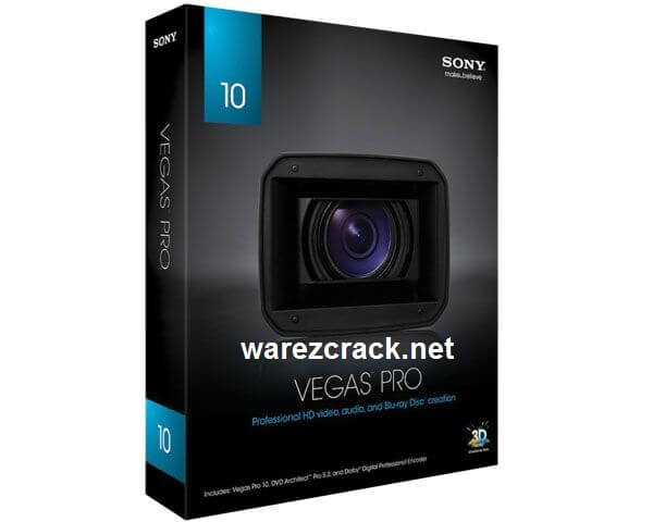 Sony Vegas Pro 10 Serial Number Free Download