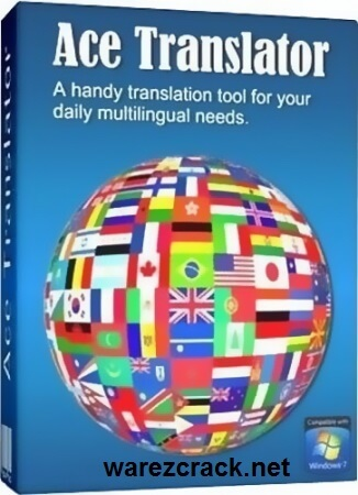 Ace Translator 16.2 Crack Full Version Free Download