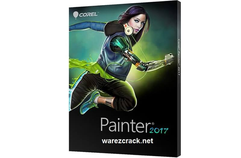 Corel Painter 2017 Keygen Crack + Serial Number Full Free