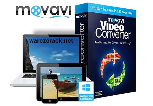 Movavi Video Converter 16.2.0 Crack + Activation Key Free Download