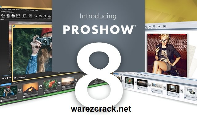 Photodex ProShow Gold 8 Full Crack With Keygen Free Download