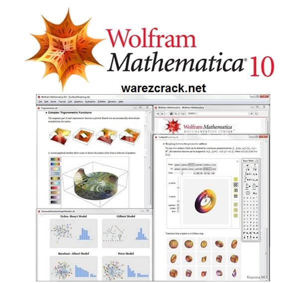 Wolfram Mathematica 10 Keygen Crack + Activation Key Download
