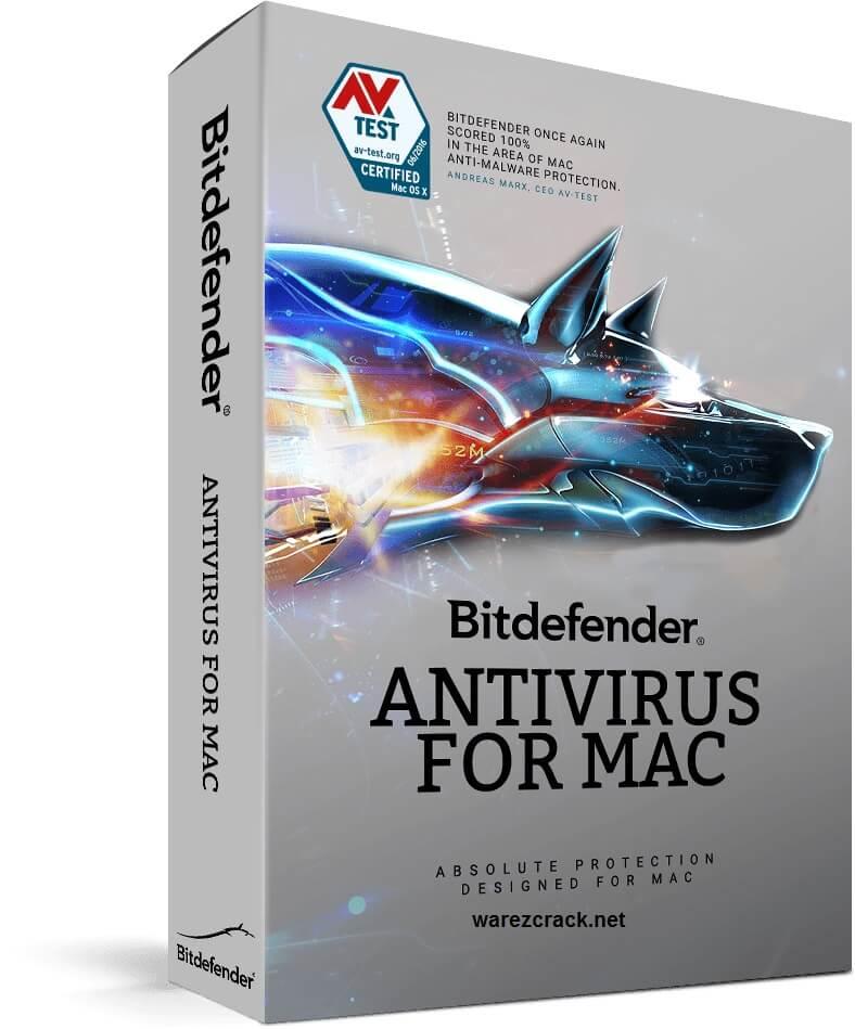 Bitdefender Antivirus for Mac 2016 Serial Key + Crack Full Free