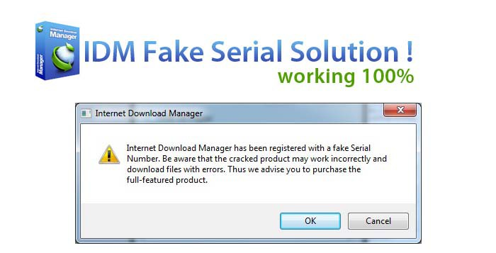 idm free  manager serial number