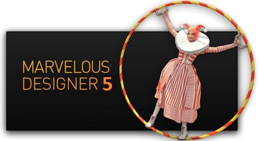 Marvelous Designer 5 Crack with Serial Key