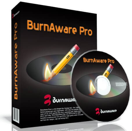 BurnAware Professional 9.4 Crack