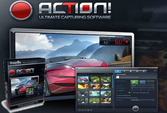 Mirillis Action 1.31.5 Crack