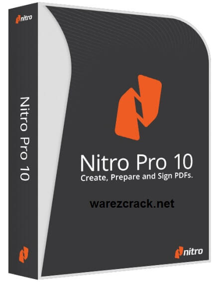 Nitro Pro 10 Serial Number with Crack