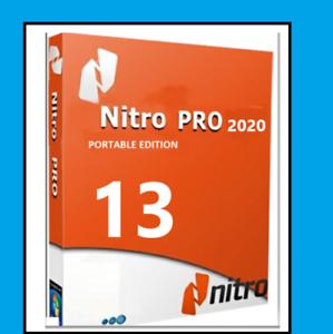 Nitro Pro 13.9.1.155 Crack + Keygen Torrent 2020