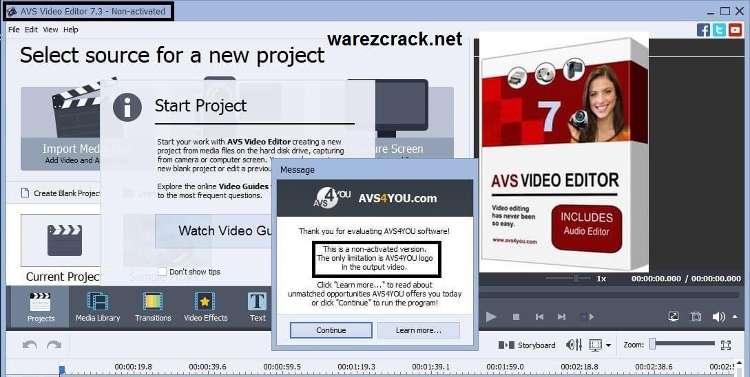 avs audio editor 7.2 license key
