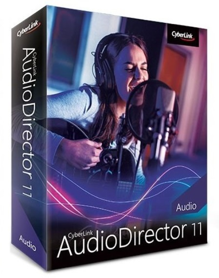 CyberLink AudioDirector Ultra 11 Crack