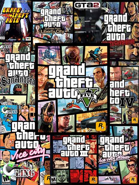 GTA Games for PC Free Download